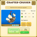 Crafted Cruiser Tier 4