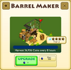 Barrel Maker Tier 2