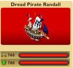 Dread Pirate Randall