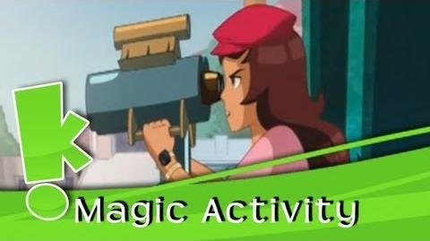 """Tara Duncan - """"Magic Activity--What a Waste of Time!"""" (clip)"""