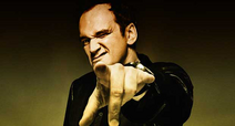 Quentin Tarantino Portada