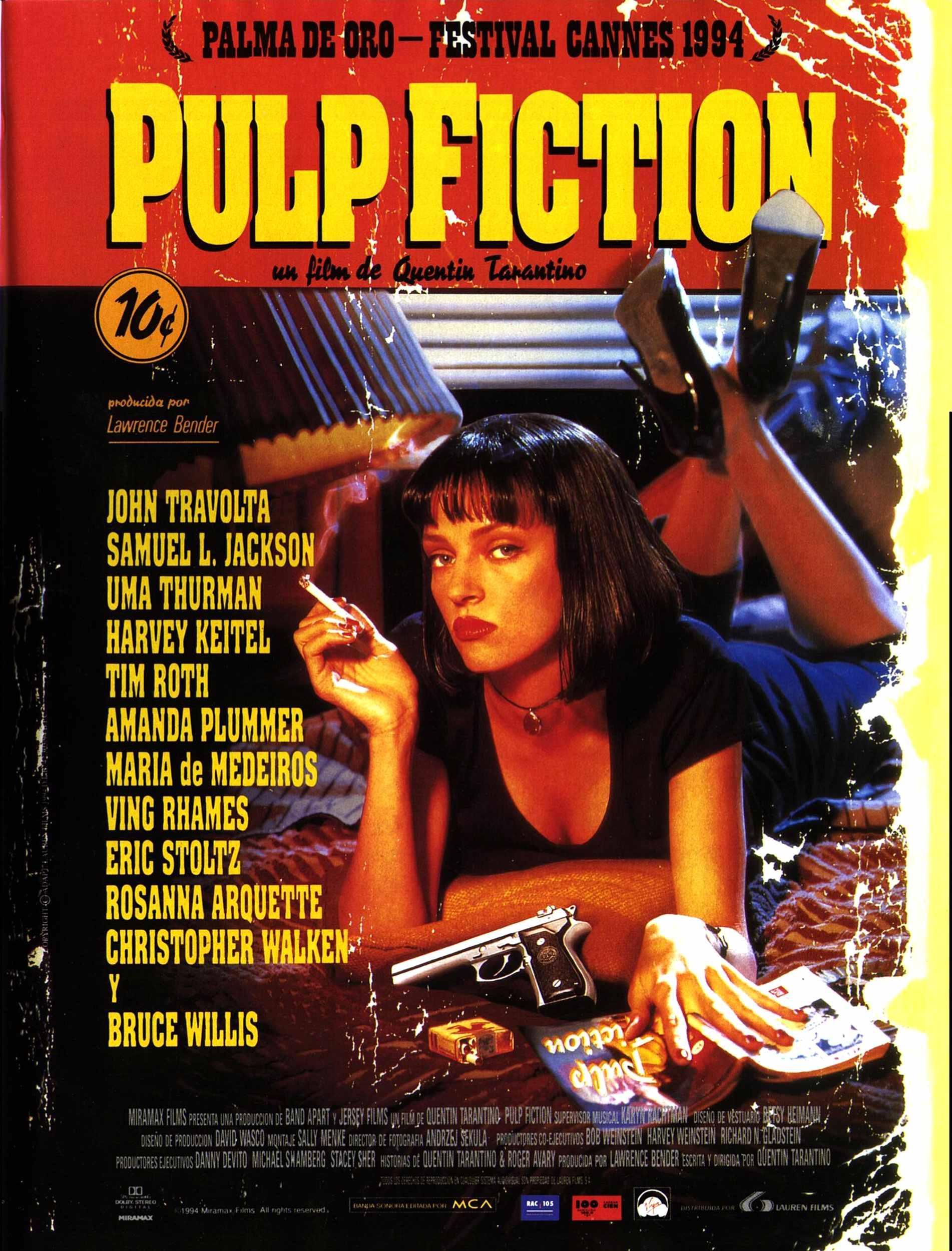 Pulp Fiction | Tarantinopedia | Fandom