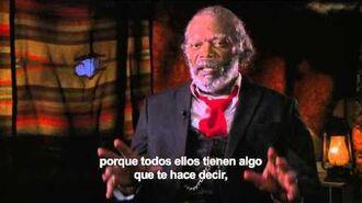 LOS ODIOSOS OCHO - Entrevista Samuel L. Jackson - Estreno 15 Enero