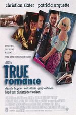 True Romance theatrical poster