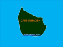 Map of Carfenhagen