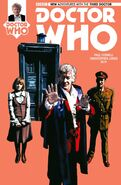 Third Doctor Titan Comics Issue Five Cover A