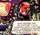 Cyber-Mole (comic story)