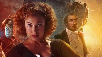 River Song sings! Alex Kingston goes music hall...
