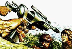 Staser-guns