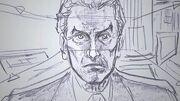 Visualising Heaven Sent - Heaven Sent - Doctor Who Series 9