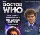 The Wrong Doctors (audio story)