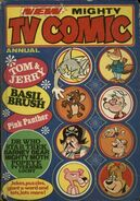 Mighty TV Comic Annual 1978