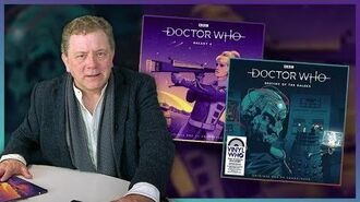 Record Store Day Destiny of the Daleks & Galaxy 4 Vinyl Unboxing Doctor Who