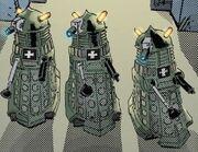 German Proto-Daleks three