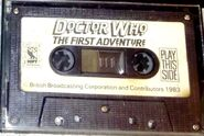 The First Adventure cassette