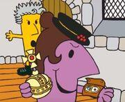 Dr Twelfth Missy Steals Jewels Tower of London