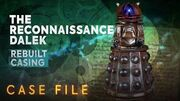 The Dalek Case File Doctor Who