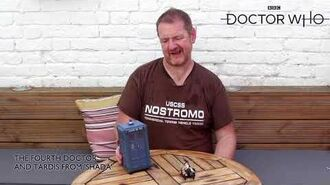 DOCTOR WHO B&M UNBOXING