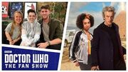 Rachel Denning and Jamie Hill - The Aftershow - Doctor Who The Fan Show