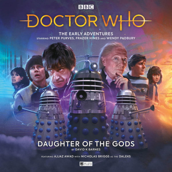 Daughter of the Gods - Big Finish Productions