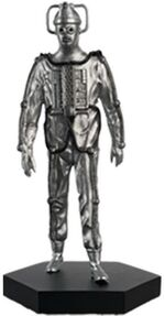 Entombed Cyberman figurine