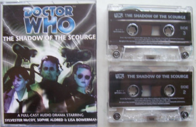File:The Shadow of the Scourge cassette cover with cassettes.jpg