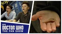 Thirteenth Doctor Reaction - Doctor Who The Fan Show