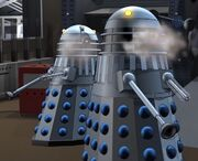 Death of the daleks
