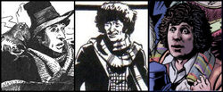 Fourth Doctor First Appearances