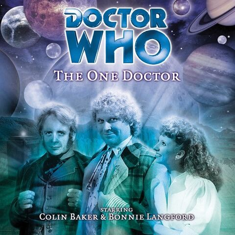 File:The One Doctor cover.jpg