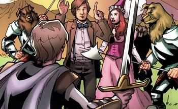A Fairytale Life (comic story) | Tardis | FANDOM powered by