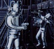 Killing Ground Cybermen