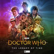 The Legacy of Time old cover