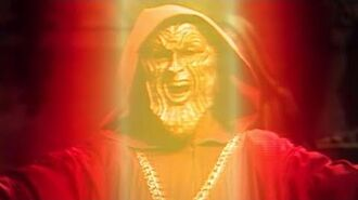 The Supreme Ruler of the Earth The Masque of Mandragora Doctor Who