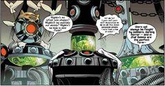 Volatix Cabal Daleks