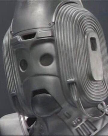 Roblox Cyberman Cyber Controller Tardis Fandom