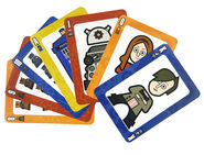 DWA FG 179 Cards