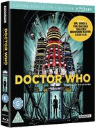 Doctor Who Limited Collector's Edition 2013 UK Blu-ray boxset