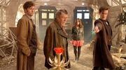 The Doctor Changes His Mind to Save Gallifrey