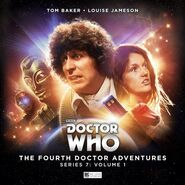 The Fourth Doctor Adventures Series 7 Volume 1
