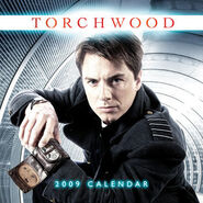 2009 Torchwood Calendar