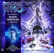 BigFinish Relative Dimensions cover