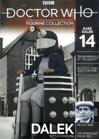 DWFC Rare Dalek 14 Battle Computer