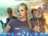 Jenny: The Doctor's Daughter (audio anthology)