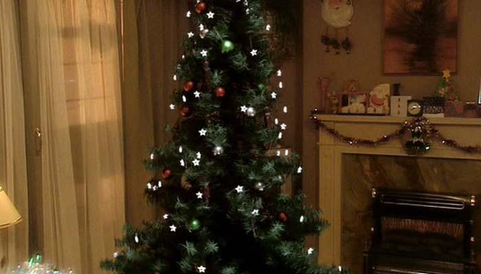 Roboform Christmas tree Tardis