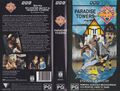 Paradise Towes VHS Australian folded out cover