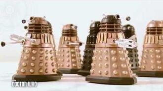 Doctor Who Electronic Moving Daleks