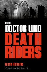 Death Riders new cover