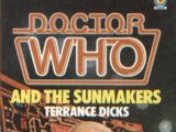 Doctor Who and the Sunmakers (novelisation)