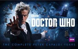 The Complete Peter Capaldi Years